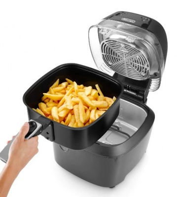 Delonghi Ideal Fry Digital Black