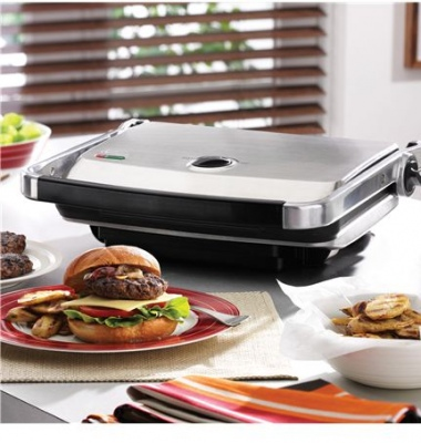 Sunbeam Cafe Contact Grill & Sandwich Maker