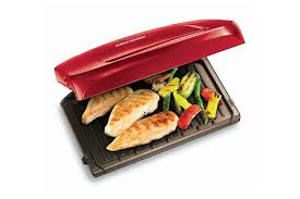 George Foreman Easy To Clean Grilling Machine