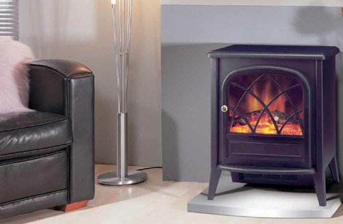 Dimplex 2 KW Electric Fire Log Effect Heater