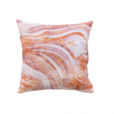 Lava Copper Cushion 45X45Cm