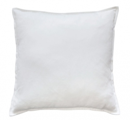 Portland Cushion White 50X50Cm