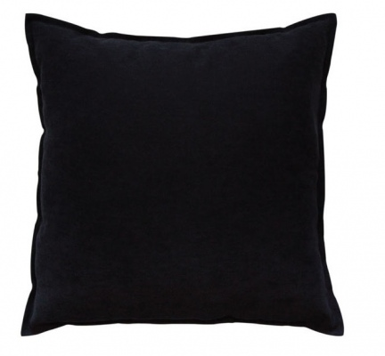 Portland Cushion Phantom Black 50X50Cm