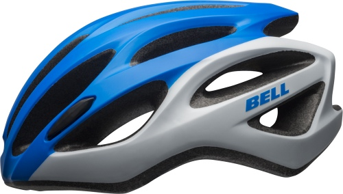 Bell Draft Matte Blue/White Road Helmet 54-61Cm