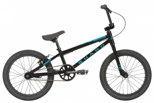 Haro Kids Shredder 18 Matte Black