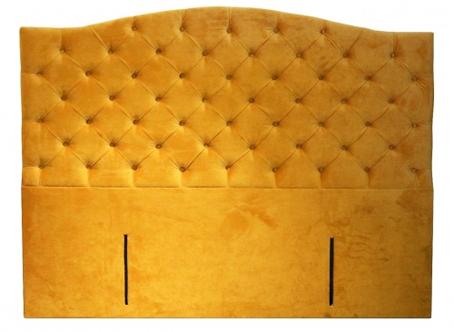 Tufted Athens Headboard In Selected Fabric Queen S