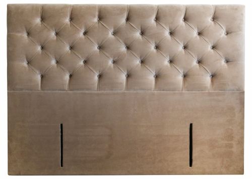 Tufted Headboard In Selected Fabric Single Size