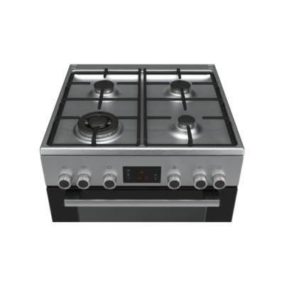 Bosch Freestanding Gas Dual Stove Stainless 600W