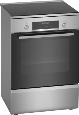 Bosch Freestanding Stainless Induction Stove