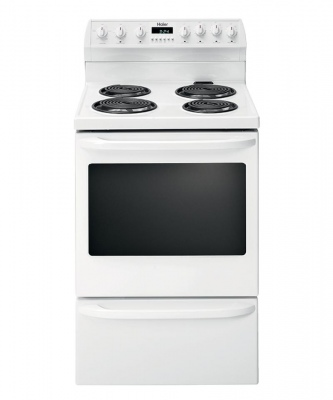 Haier F/S Range M/Funct Oven 87L Warmer Drawer