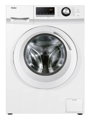 Haier Front Load Washer 7.5Kg 845X595X600
