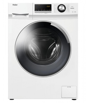 Haier Front Load Washer 8.0Kg 850X595X600