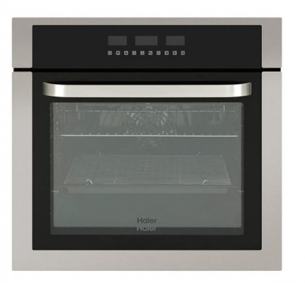 Haier Single Built In Oven 85L 11 Fxn  595X595X571