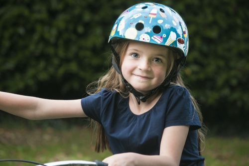 Hornit Lids Ice Creams Small Helmet W/Light 48-53C