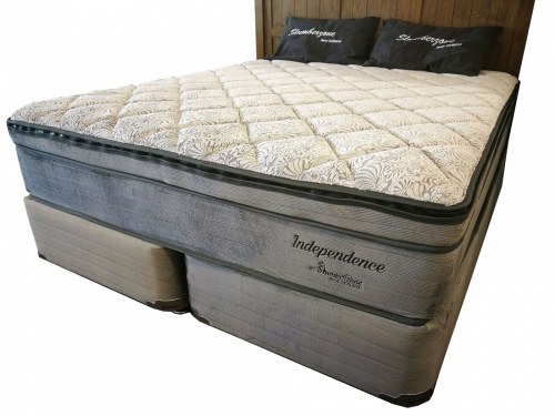 Independence Custom Feel Queen Mattress & Base