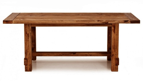 Industrial 2000 Dining Table Distressed Pine