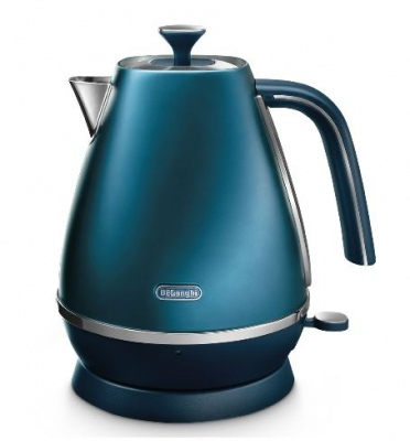 Delonghi Distinta Flair Kettle Blue
