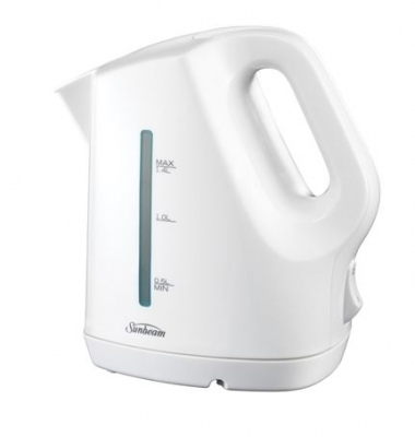 Sunbeam Express 1.4Lt White Cordless Kettle