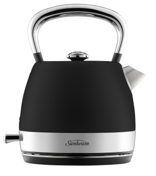 Sunbeam London Collection Pot Kettle 1.5LT Black