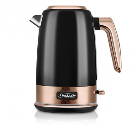 Sunbeam 1.7Lt New York Jug Kettle - Black Bronze