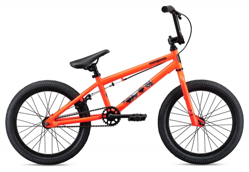 Mongoose Legion L18 Orange 18In Bmx Bike