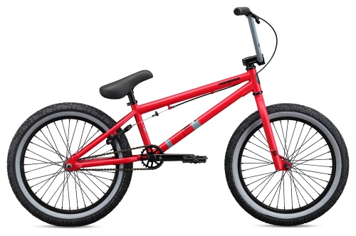 Mongoose Legion L60 Red 20IN Bmx Bike