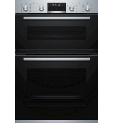 Bosch Double Built In Oven Stainless