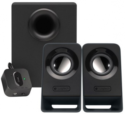 Logitech Z213 2.1 Channel 7W Multimedia Speakers