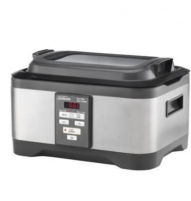 Sunbeam Mu4000 Duos Sous Vide And Slow Cooker