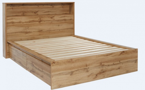 Nova Underbed Storage 1Dr Natural 860X530X300