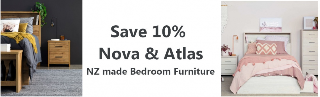 10% off Nova and Atlas