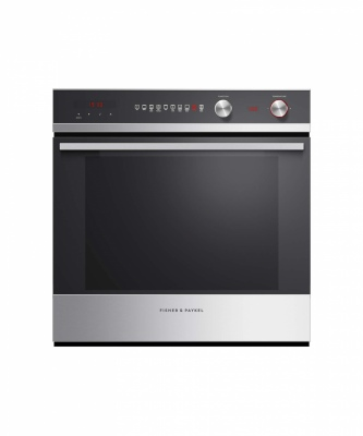 F&P Single Built In Oven 85L 9Funct