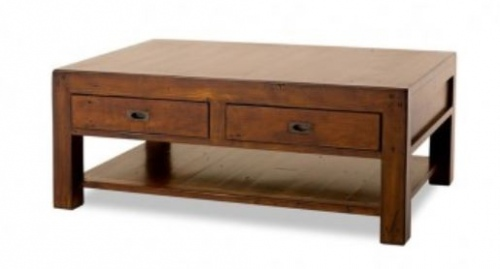 Post And Rail Lrg Coffee Table W1270Xd800Xh500