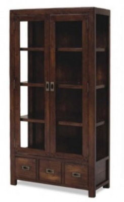 Post And Rail Display Cabinet W900X375XH1700