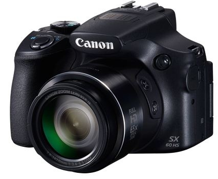 Canon Powershot SX60 HS 16.1MP Cmos 65X Zoom Camer