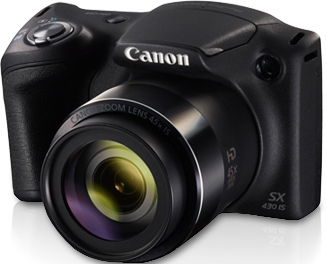 Canon Powershot Sx430 Is 20.0Mp 42X Zoom Camera