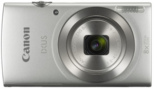 Canon Ixus 185 Silver Digital Camera