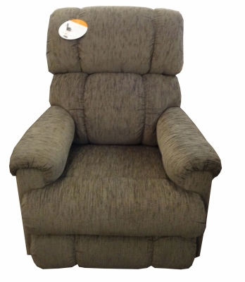 Pinnacle LA Z Boy Std Recliner A Grade Jordon Oak