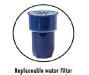 Sheffield Benchtop Water Cooler Replacement Filter