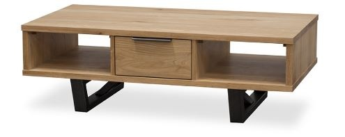 New Yorker Oak Coffee Table 1200X600X400H