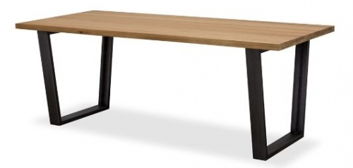 New Yorker Oak Dining Table 2000X900X760H