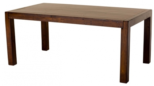 Post And Rail Dining Table W1800XD1000XH775