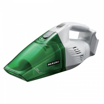 Hitachi 18V Wet & Dry Vacuum 670Ml Cap Bare Tool