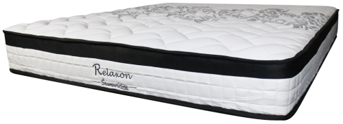 Relaxon Standard Double Mattress In Box