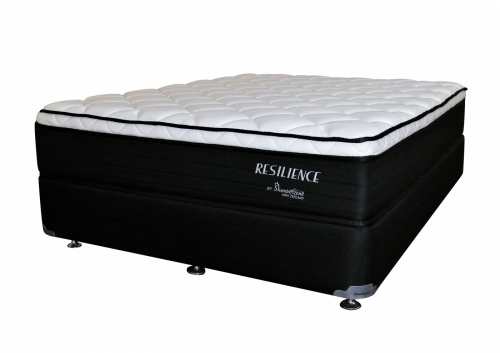 Resilience Super King Mattress & Base Pocket Sprin