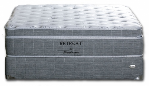 Retreat Soft Queen Mattress & Base Pocket Spring