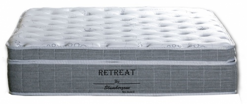 Retreat Soft Long Single Mattress Only Pocket Spri