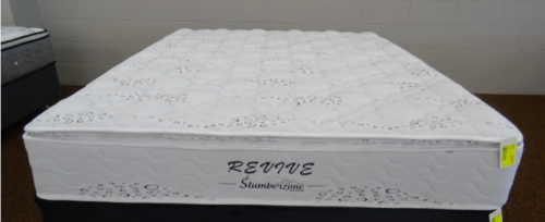 Revive Queen Mattress Only Pocket Spring