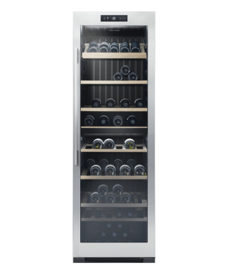 F&P Wine Chiller 144 Bottle Freestand 1855X595X639