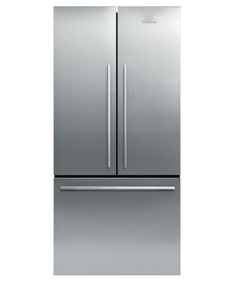 F&P Active Smart Fridge French Door S/Steel